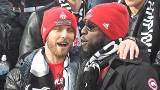 Michael Bradley Jozy Altidore Toronto FC