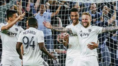 Johnny Russell Sporting KC 10272018