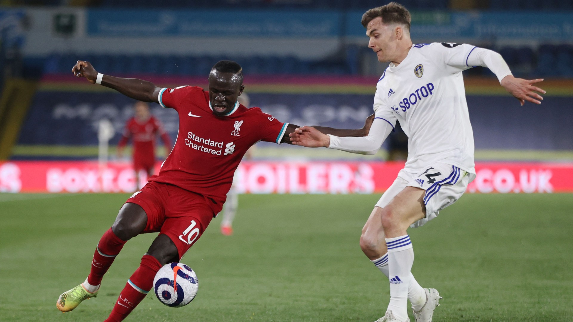 Mane: Liverpool star extends fine away record vs Leeds United | Goal.com