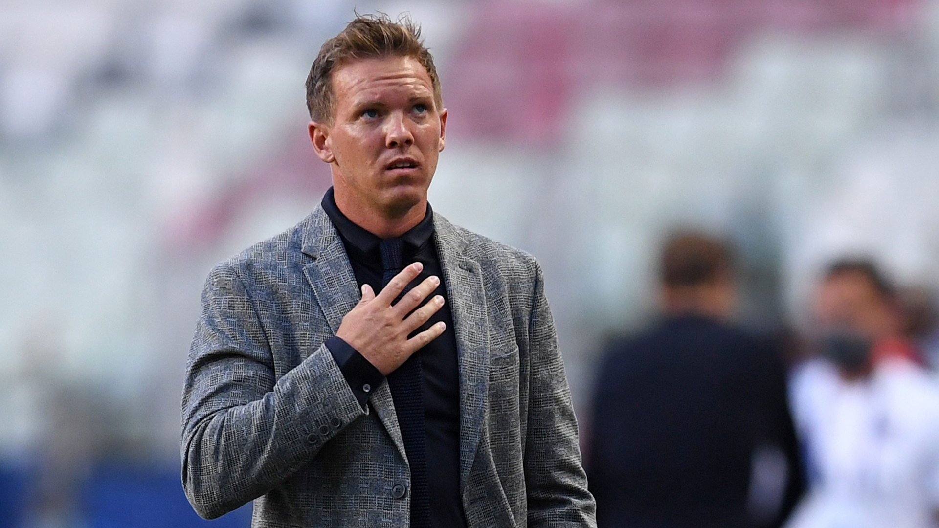 Nagelsmann reveals why he turned down potential move to Real Madrid