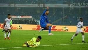 Manuel Arana Delhi Dynamos FC Goa ISL 4 12172017