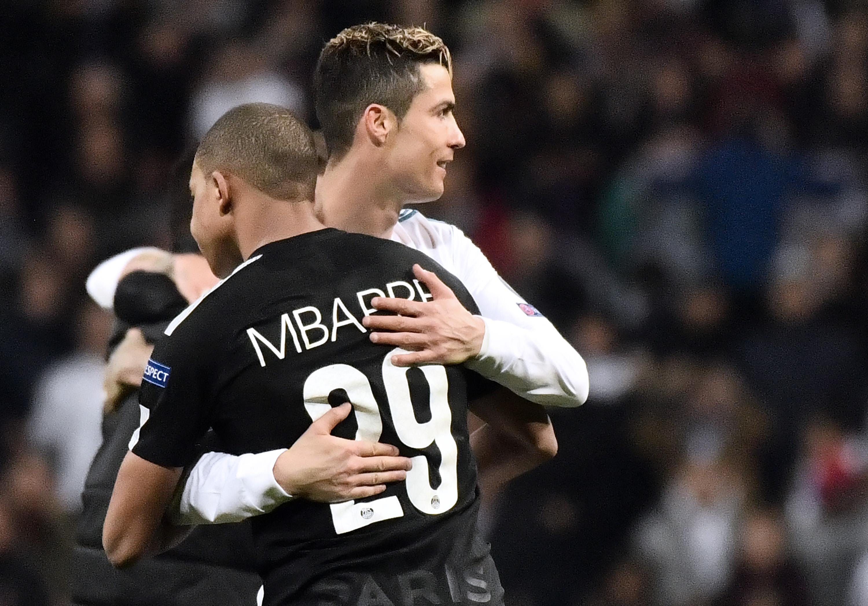 Cristiano Ronaldo dévoile son admiration pour Kylian Mbappé