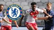 Aurelien Tchouameni Monaco Chelsea GFX