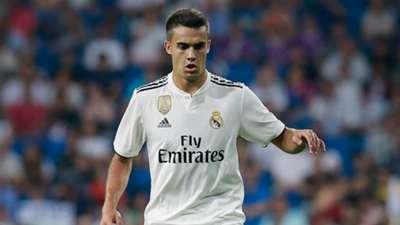 Sergio Reguilon Real Madrid 08112018
