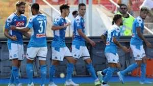 Lecce Napoli Serie A