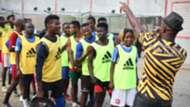 Guinness Night Football Cameroon