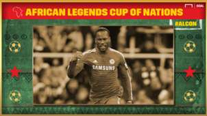 African Legends Cup of Nations: Drogba