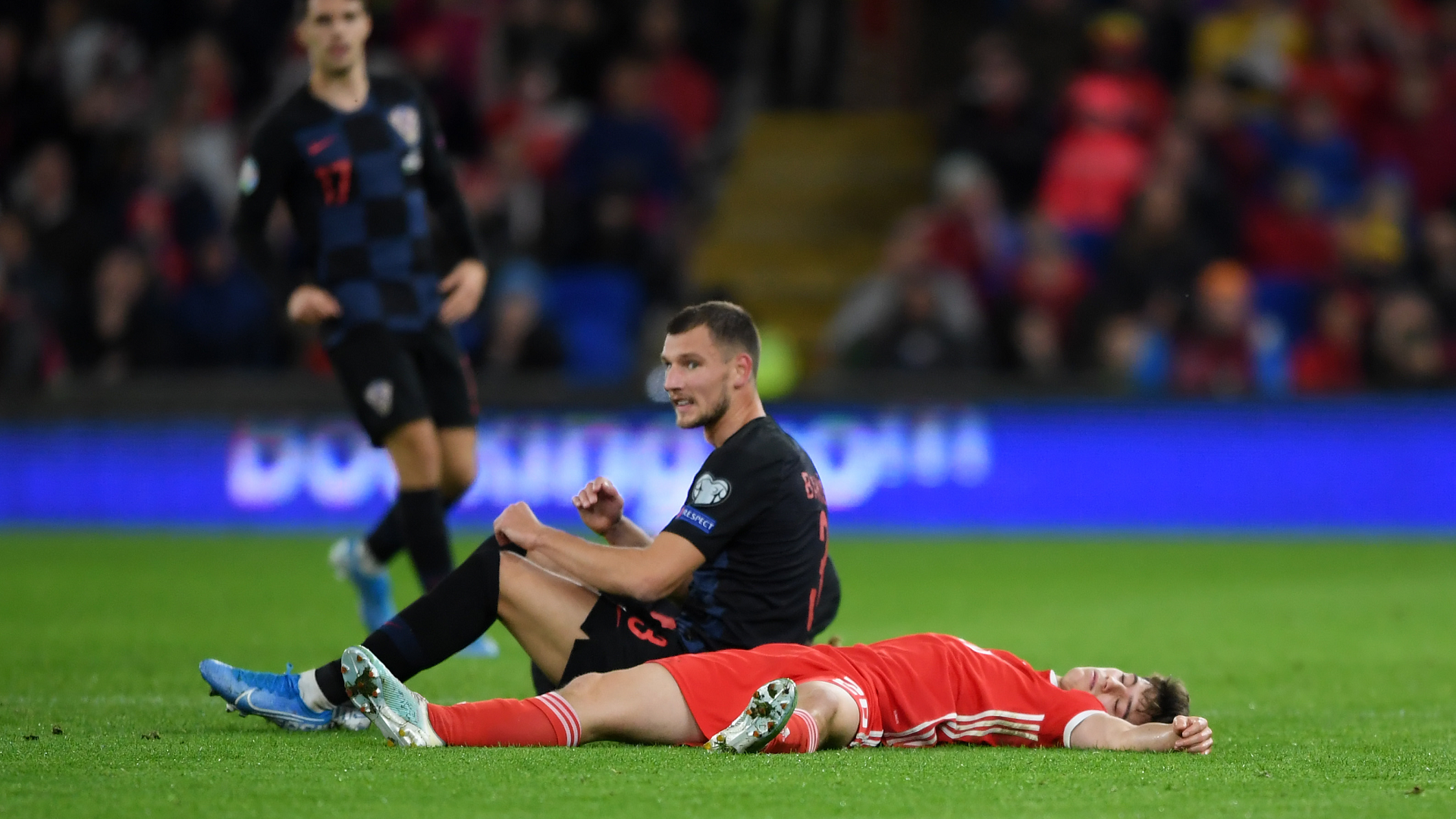 Bale scores as Croatia drop points in Wales but pull further clear