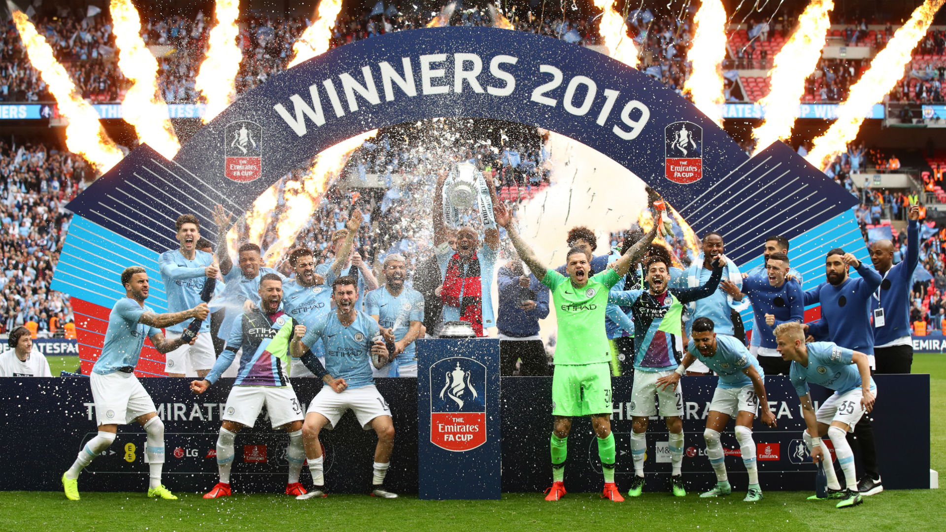 Fa Cup Final To Take Place On August 1 As Dates Confirmed For Quarters Semi Final Ties Goal Com