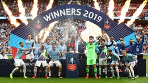 Manchester City FA Cup winners 2019