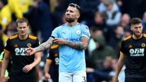 Nicolas Otamendi Manchester City 2019-20