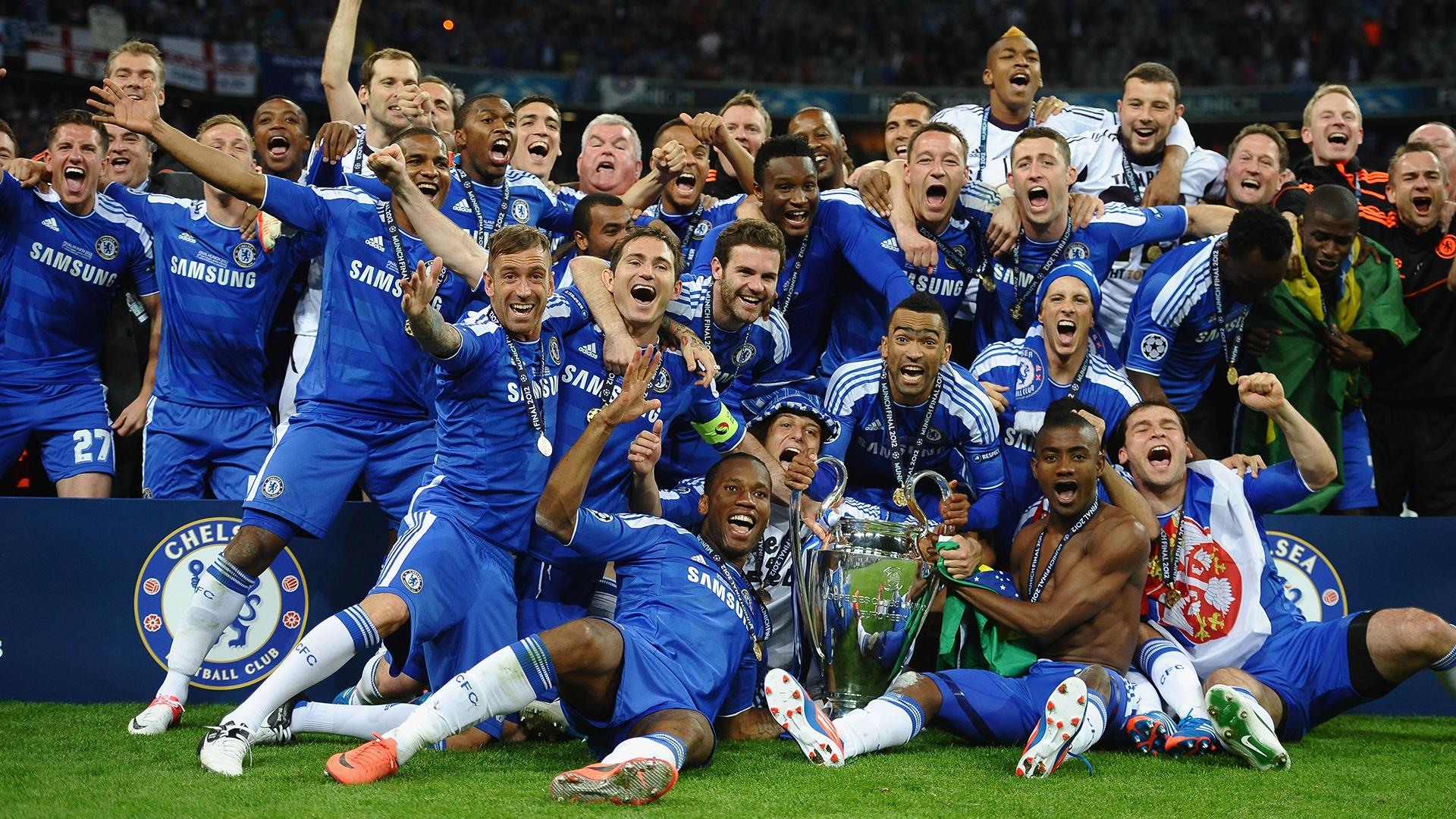 تشيلسي بطل دوري أبطال أوروبا