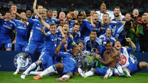 Chelsea Champions League 2012