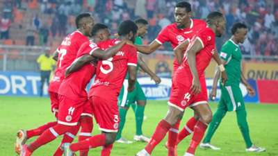 John Bocco, Meddie Kagere and Simba SC vs Kagera Sugar.