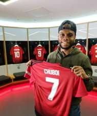 ChuBoi Manchester United