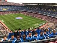 Paris FC Camp Nou U10