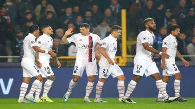 Bruges PSG Champions League 22102019