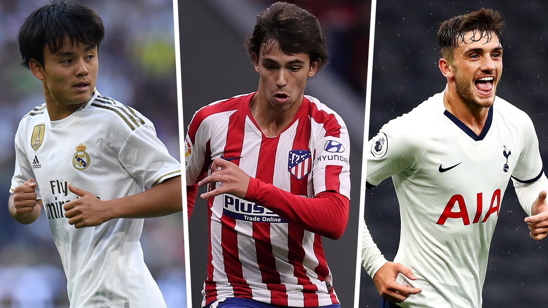 Football Manager 2020 Wonderkids Best Young Strikers Midfielders Defenders Goalkeepers Goal Com