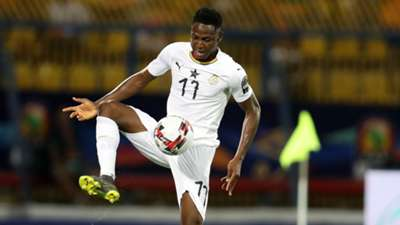 Baba Rahman of Ghana Africa Cup of Nations 2019.