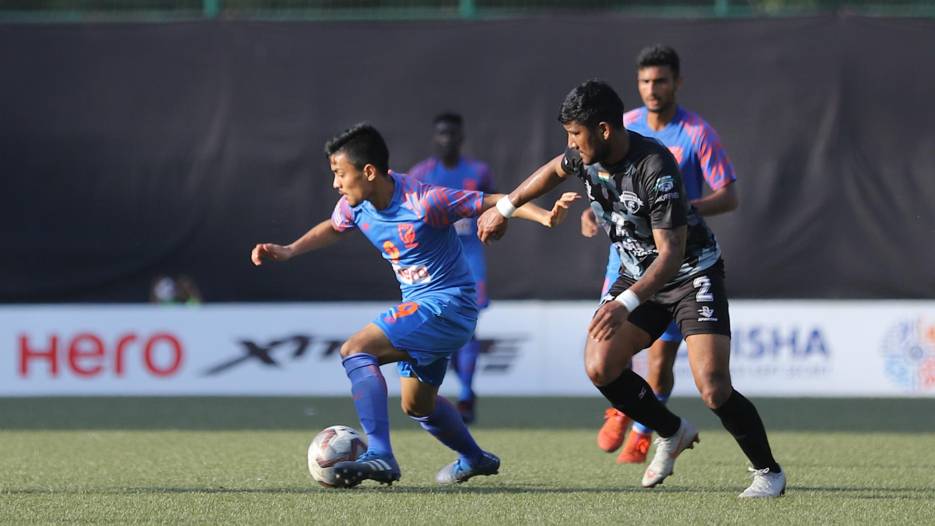 Indian Arrows Punjab FC I-League 2019-20