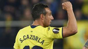 Santi Cazorla Arsenal 2018-19