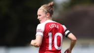 Kim Little Arsenal 2018-19