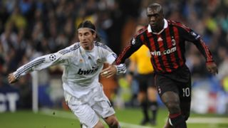 Sergio Ramos Real Madrid AC Milan