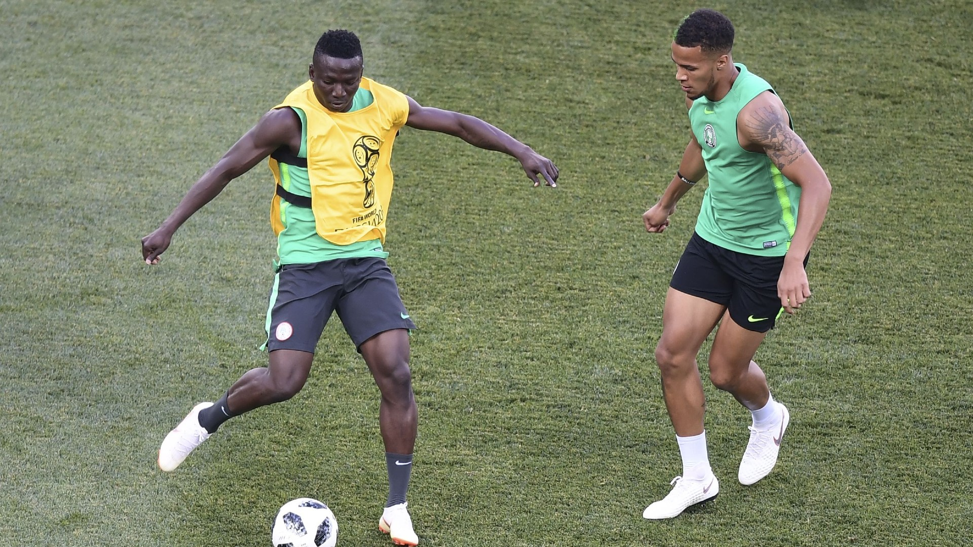 Nigeria 0-1 Cameroon: Nothing ventured, nothing gained, nothing learnt