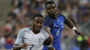 Sterling Pogba England France