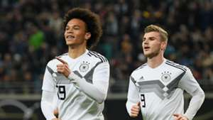 Sane Werner Russia Germany