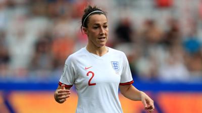 Lucy Bronze England Women's World Cup 2019