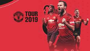 Manchester United Tour 2019