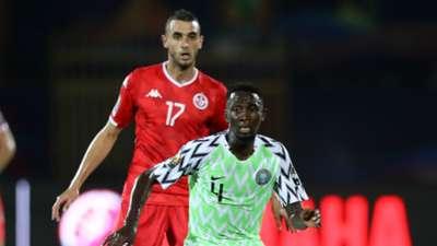Ellyes Joris Skhiri, Wilfred Ndidi  - Tunisia vs. Nigeria