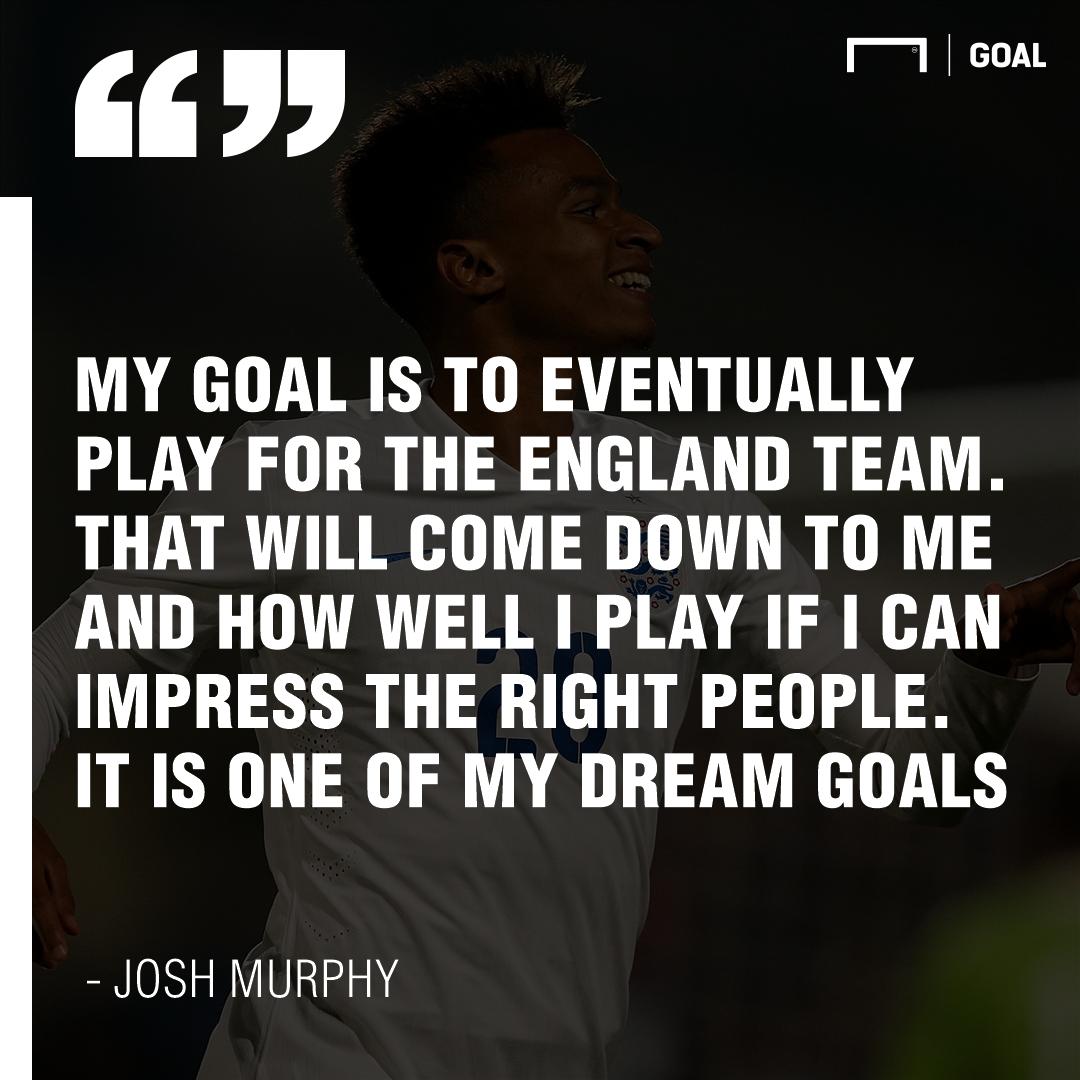 Josh Murphy quote GFX
