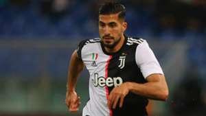 Roma Juventus Emre Can