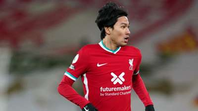 2020-11-22 Takumi Minamino Liverpool
