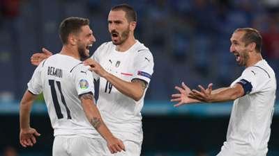 Domenico Berardi Italy Turkey Euro 2020