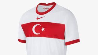 Turkey Euro 2020 home kit