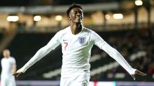 Callum Hudson-Odoi, England U21