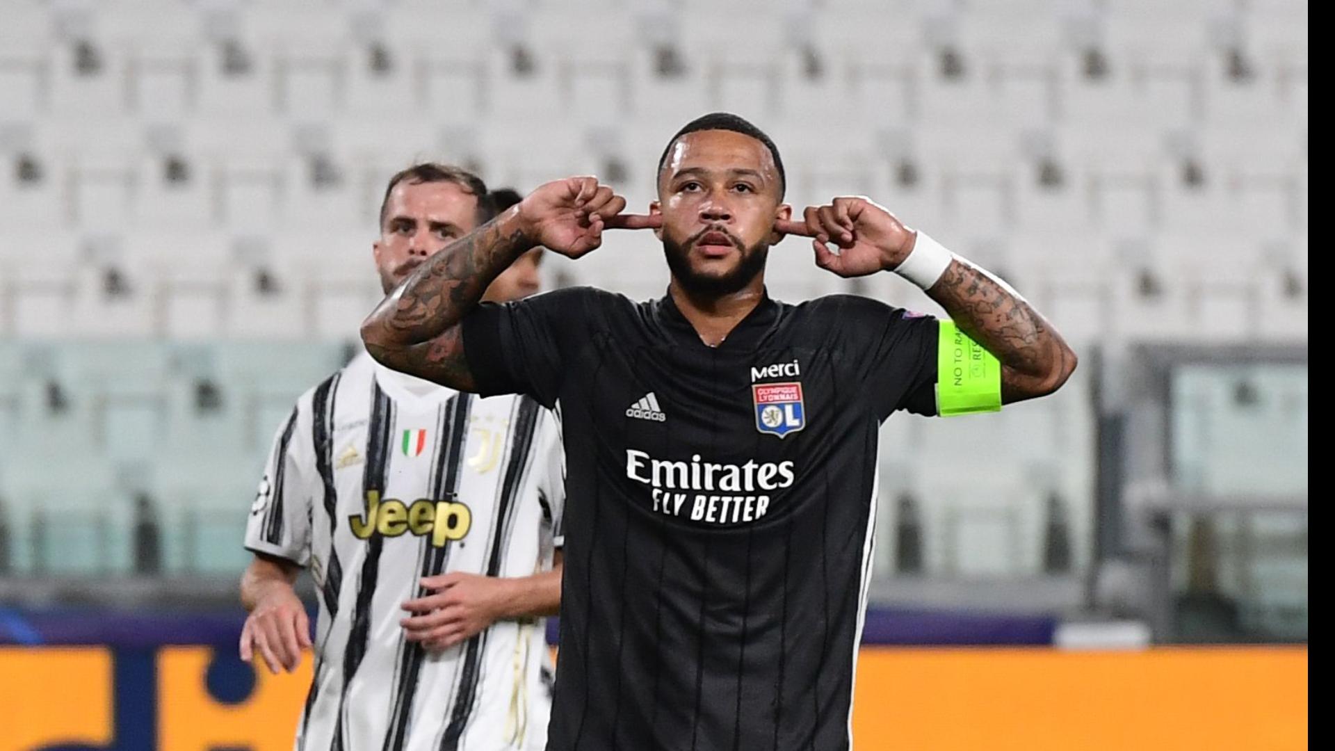 LIVE: Juventus vs Lyon