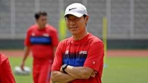 Shin Tae-yong Pelatih Kepala Timnas Indonesia