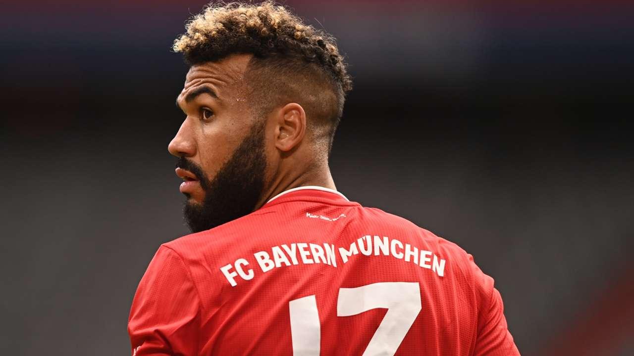 Eric Choupo-Moting Bayern Munich
