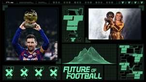 FUTURE OF FOOTBALL Ballon d'Or GFX