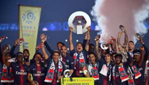 PSG, Ligue 1 Champion