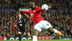 Romelu Lukaku Manchester United Champions League 13032018