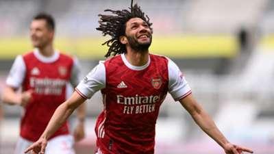 Elneny Arsenal 2021