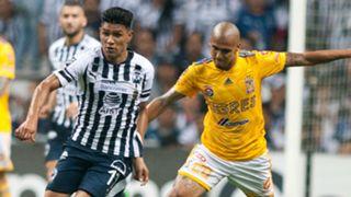 Jesus Gallardo Luis Rodriguez Monterrey Tigres Concacaf Champions League 2019