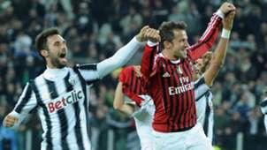 Del Piero Milan