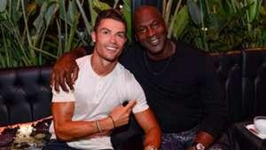 Cristiano y Jordan