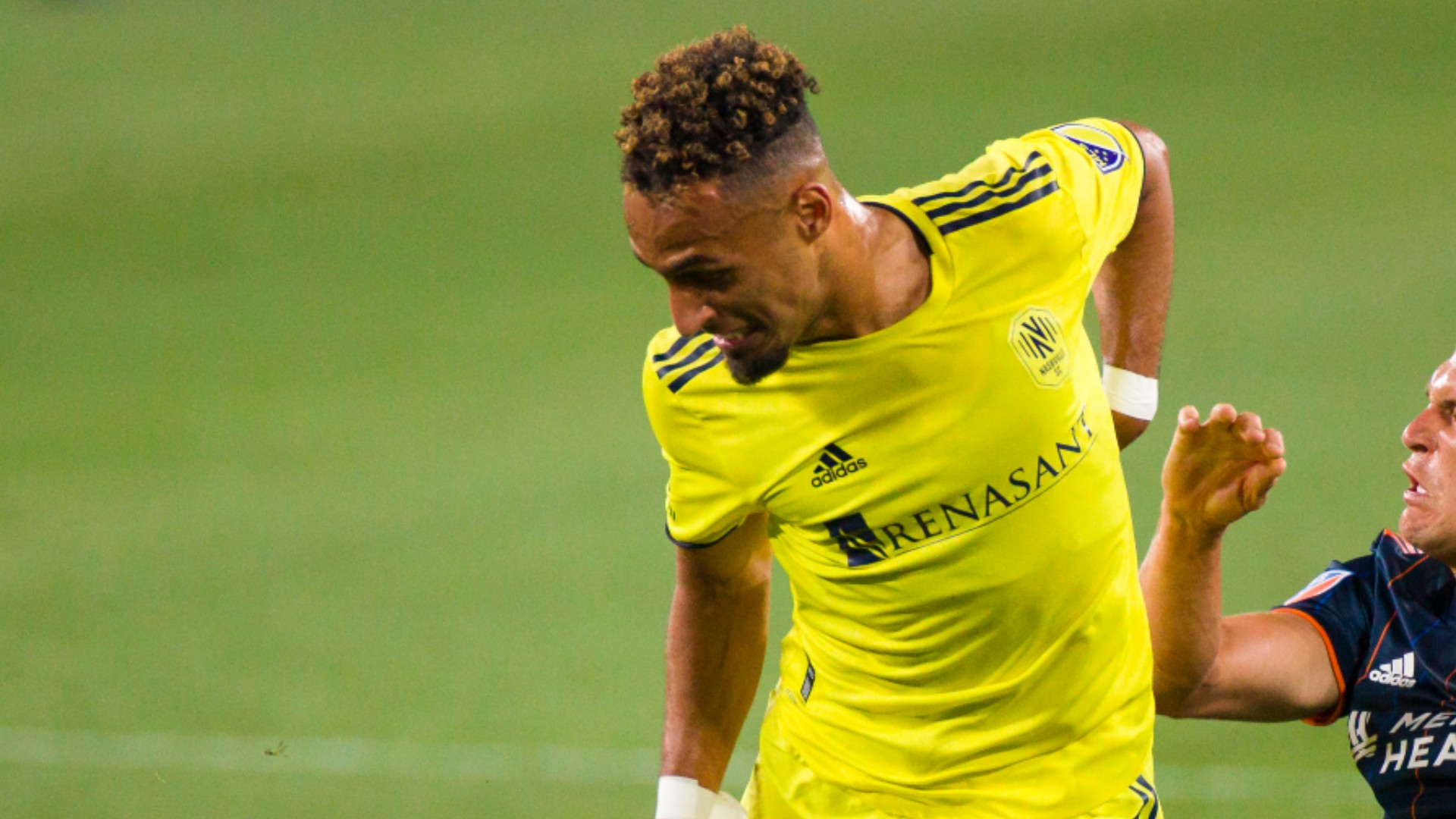 Nashville's Mukhtar sets new MLS record with quick-fire hat-trick against Chicago Fire